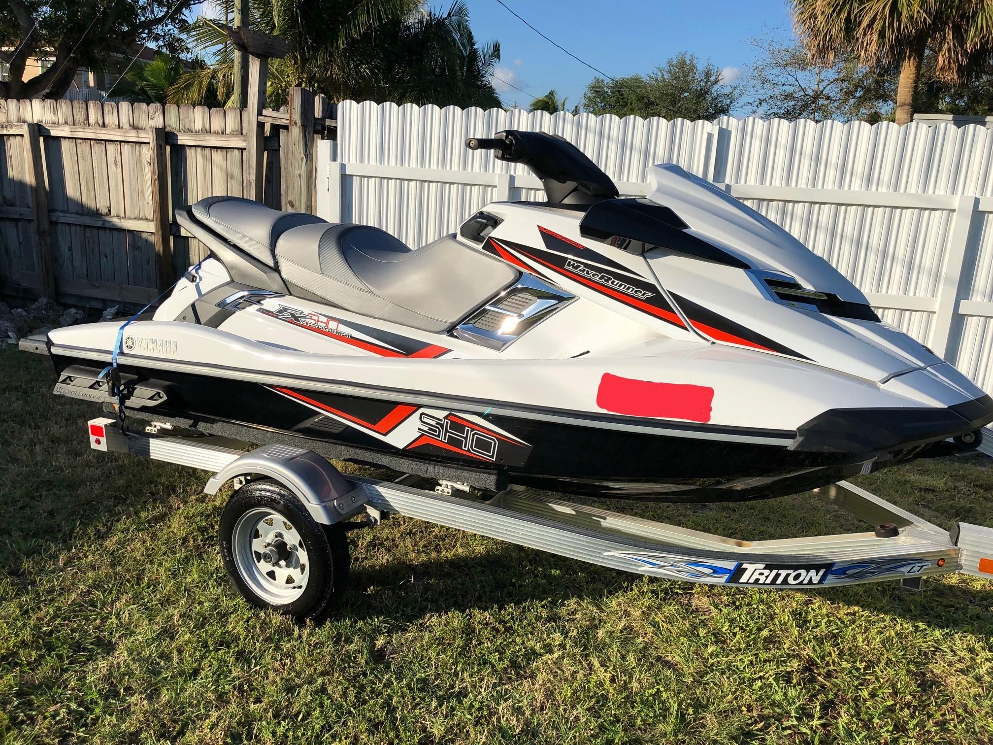 Yamaha Waverunner For Sale >> Yamaha Waverunner Boats For Sale Yachtworld