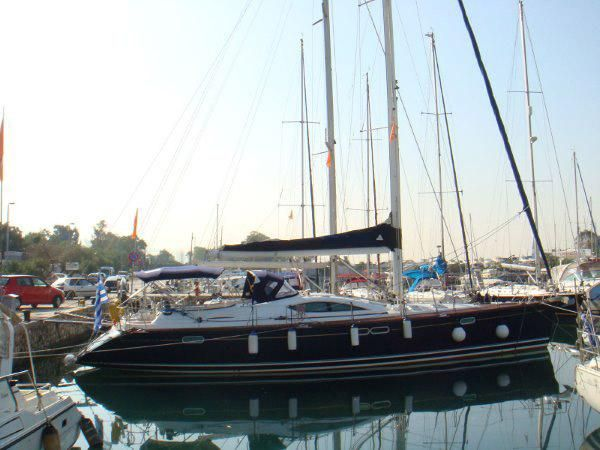 2004 Jeanneau 54 DS Blue Hull Sail Boat For Sale - www ...