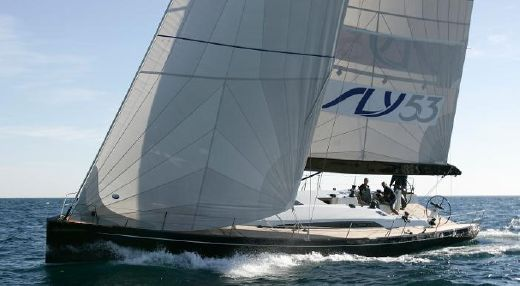 2008 Sly Yachts SLY 53