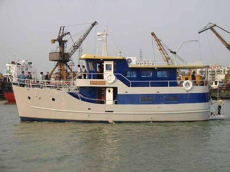 2016 Seahorse Oceaneer 55