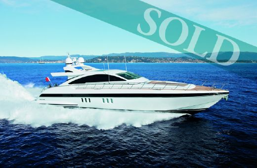 2016 Overmarine Group Mangusta 80 - SOLD