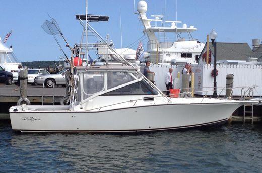1992 Albemarle 320 Express Fisherman (DIESEL)