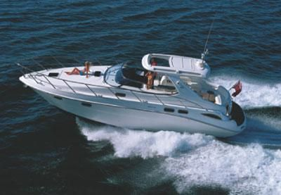 2001 Sealine S43 Sports Cruiser
