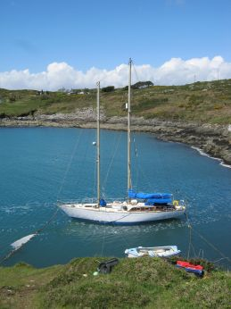 1969 Illingworth schooner 42
