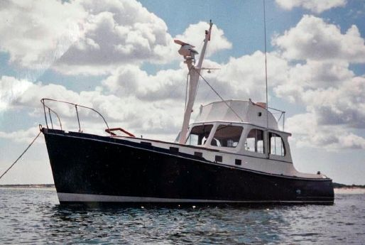 1963 Downeast 42'