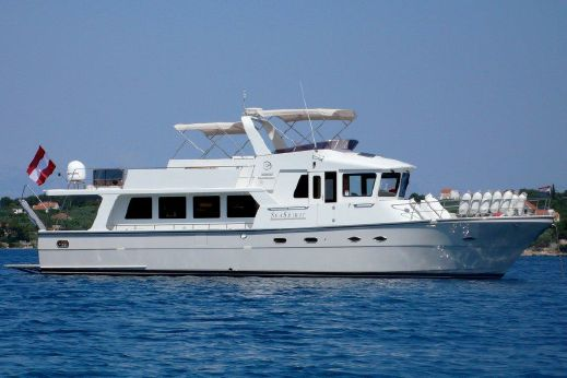 2007 Hershine Pilothouse Trawler 61