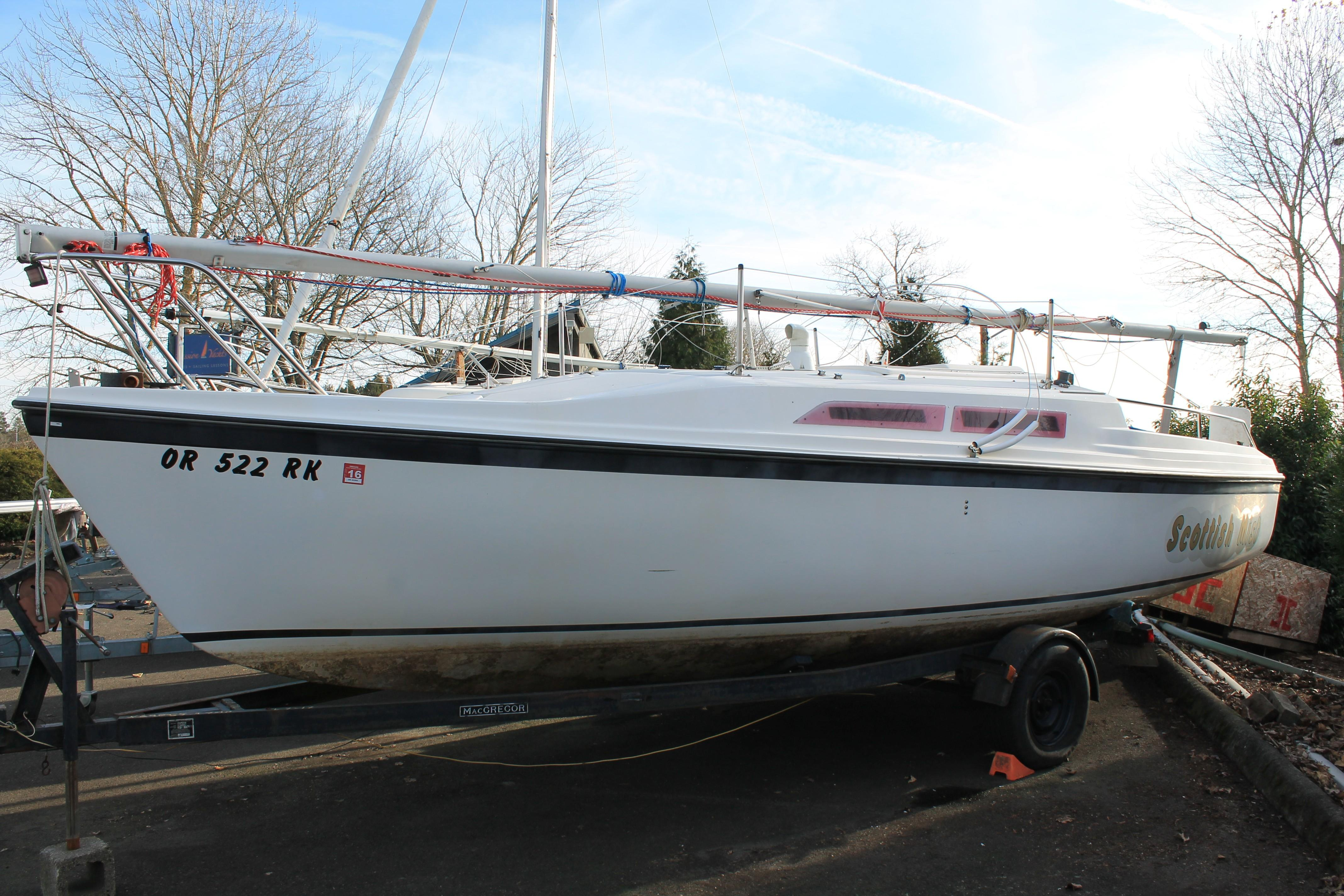 macgregor boats for sale
