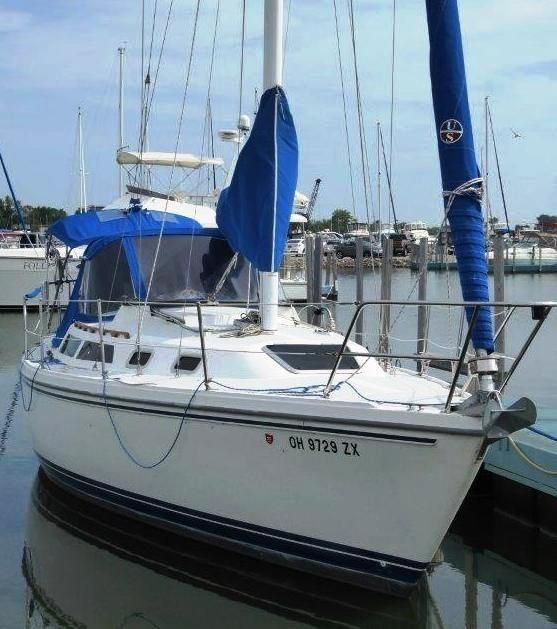 1992 Catalina 30 Sail New and Used Boats for Sale - au