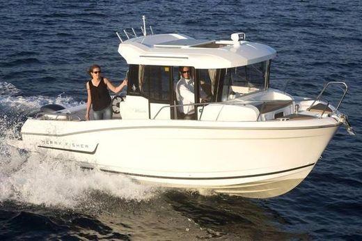 2015 Jeanneau Merry Fisher 695 Marlin