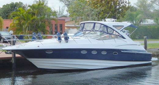 2007 Regal 4460 Sport Yacht