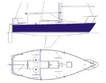 1989 J Boats J/24