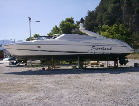 1997 Sunseeker Superhawk 48