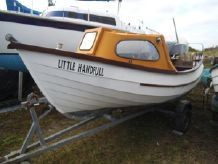 1980 Cobble Style Fishing Boat