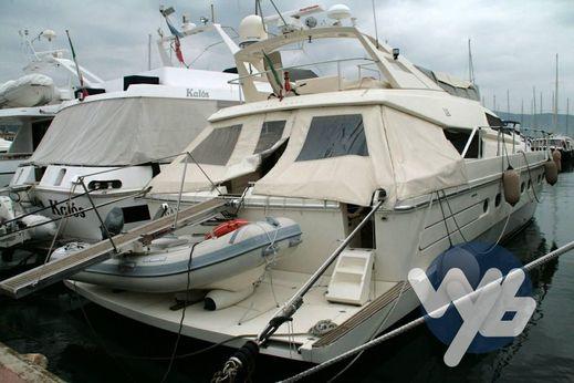 1995 Ferretti 175
