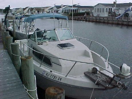 1987 Chris-Craft 254 Sea Hawk