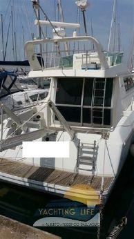 1991 Yarding Yacht YARDING JEANNEAU FERRETTI 42