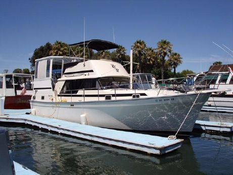 1985 Mainship Double Cabin MY