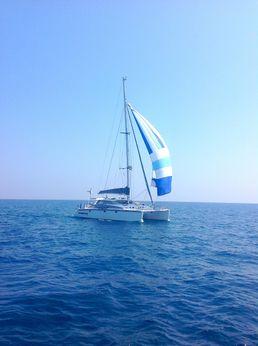 2001 Perry Catamaran 43