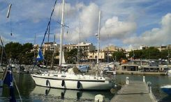 1977 Westerly Conway 36 Ketch