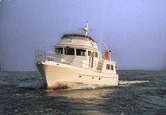 2018 Seahorse 52 Sedan Trawler