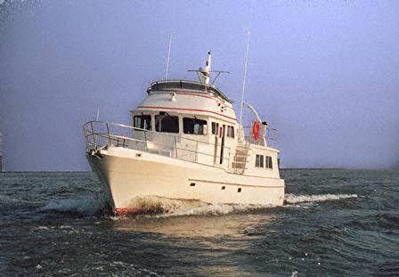 2015 Seahorse 52 Sedan Trawler
