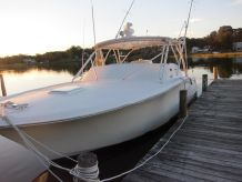 2002 Out Island 36 Express 150 hours
