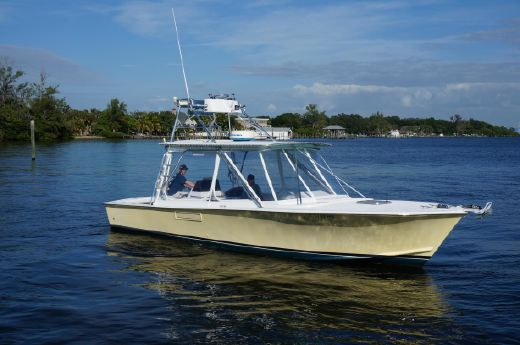 1992 Stuart Angler Twin Screw Open Sportfisherman