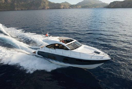 2015 Fairline Targa 48 Open 1/4 Share