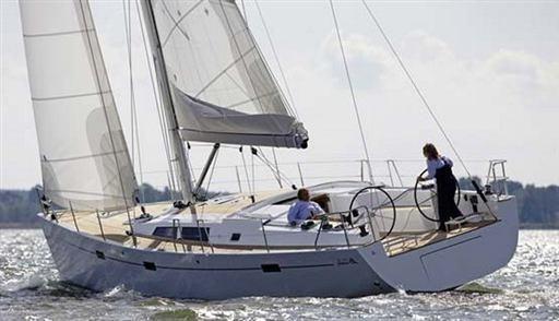 2007 Hanse 470e