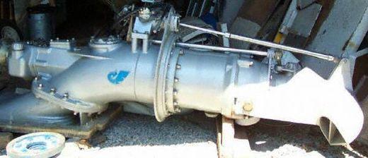 2000 Hamilton Water Jet HS363