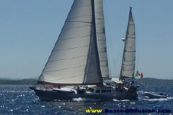 1983 Pedrazzoli KETCH 16M ONE-OFF