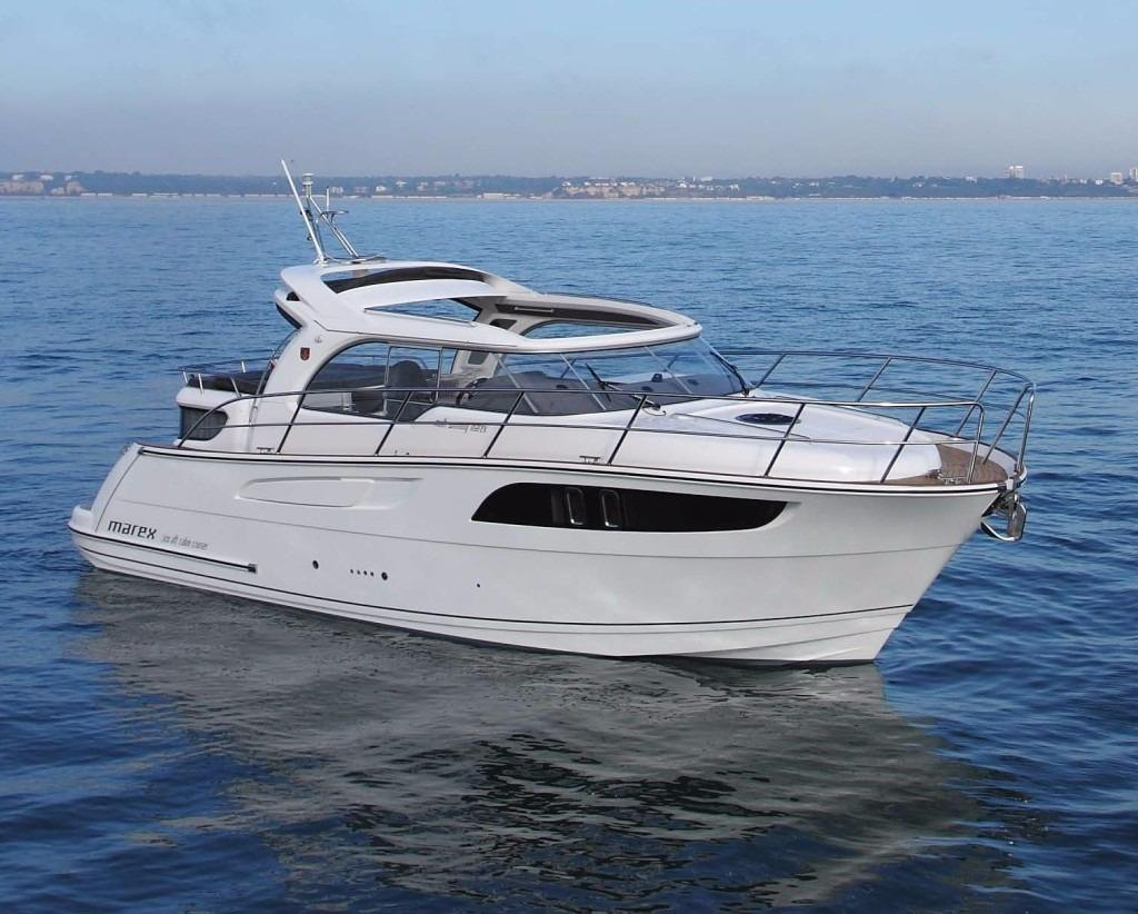 2014 Marex 320 Aft Cabin Cruiser Power Boat For Sale Www