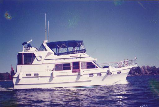 1985 Oceania Sundeck Trawler