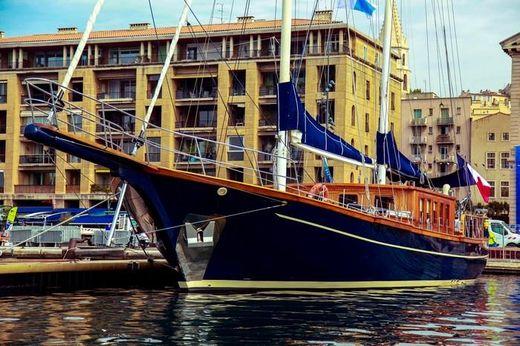 2004 Aegean Classical Schooner 94