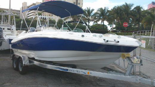 2015 Nautic Star 203 SC