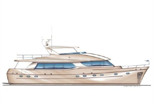 2019 Cheoy Lee Serenity Series Motor Yacht