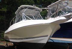 2002 Aquasport 225 Explorer