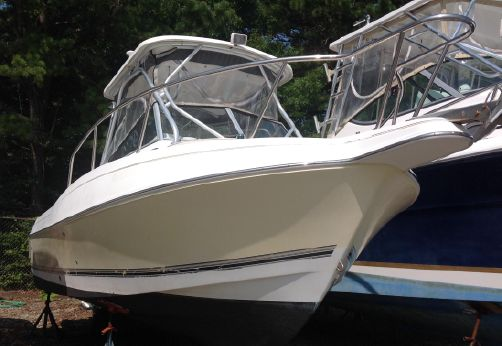2002 Aquasport 225 Explorer