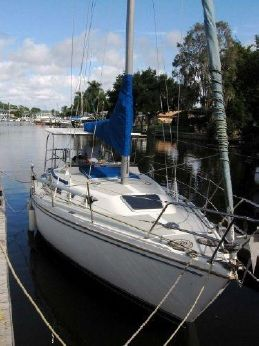 1987 Catalina 30 MkII Shoal Draft
