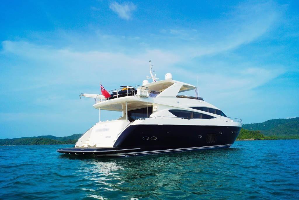 2010 Princess 85 Motor Yacht Power Boat For Sale Www