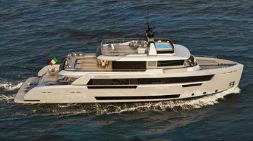 2020 Ocean King Ducale 108