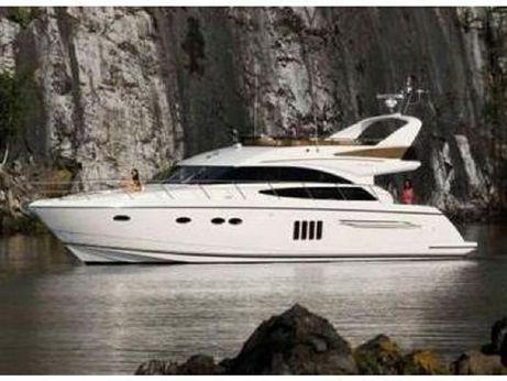 2008 Princess 62 Fly