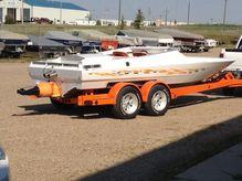 2006 Outlaw Eagle Jet Boat Aluminum 19 Foot