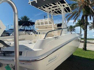 Boston Whaler 240 Dauntless boats for sale - YachtWorld