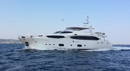 2011 Sunseeker 34 Metre Yacht