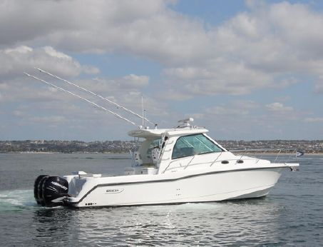 "2008 Boston Whaler "" 345"" Conquest NB"