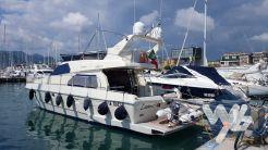 1992 Ferretti Yachts 45 Fly