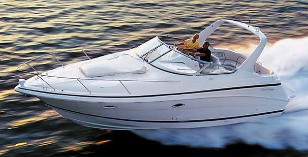 1999 Chris-Craft 328 Express Cruiser | Dominion Yachts