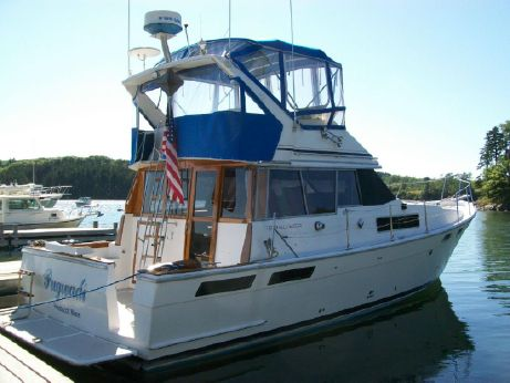 1986 Bayliner Flybridge Cruiser