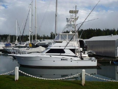 1985 Chris-Craft 42 Convertable Sportfish